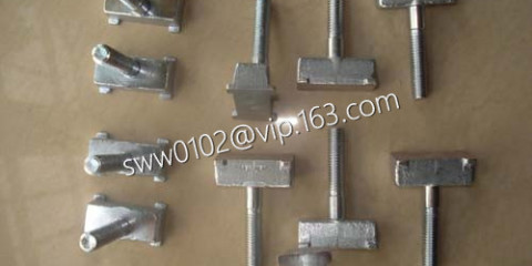 square forged bolt